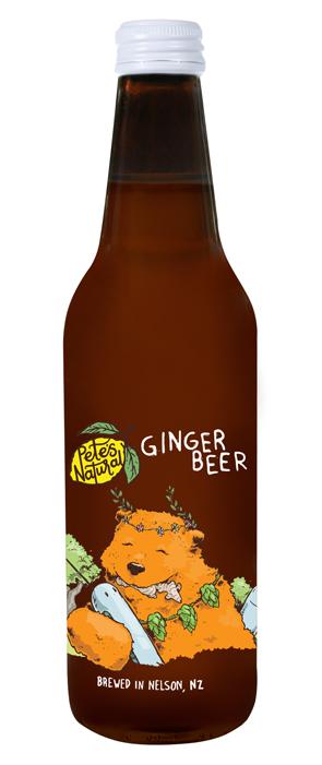 Pete's Natural Ginger Beer fruit healthy Soda