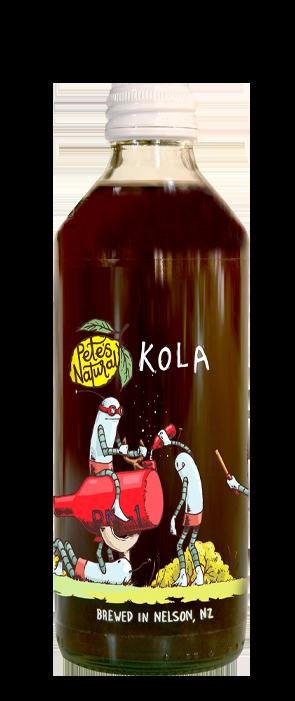 Petes Natural Kola