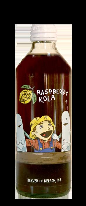 Petes Natural Rasberry Kola