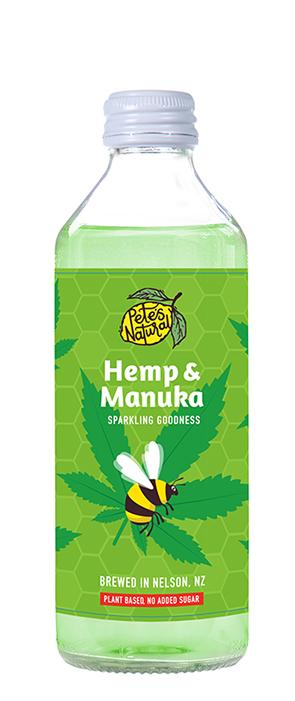 Pete's Natural Beetroot Manuka fruit healthy Soda