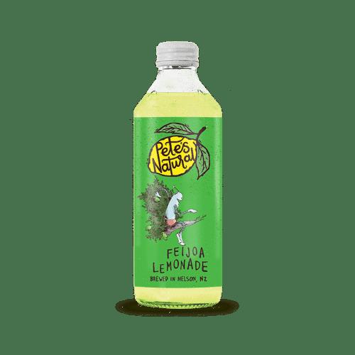 feijoa-lemonade